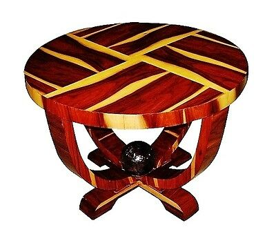 Superb Brazilian Rosewood Art deco style side table