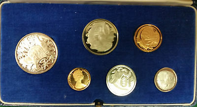 Australia 1966 Royal Australian Mint Proof Set, 6 Pieces