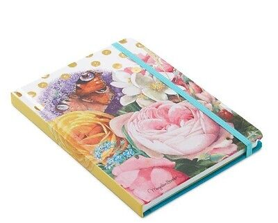 Hallmark Marjolein Bastin Nature's Sketchbook BLOOMS & BUTTERFLIES Journal