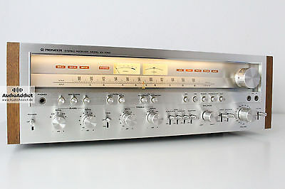 Pioneer SX-1050 Stereo Receiver  ***serviced & LED-Upgrade*** excellent