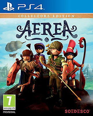 Aerea Collector's Edition (PS4) [New Game]