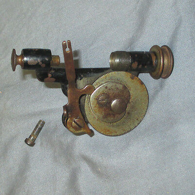 Antique Vintage Standard Model N Newport Sewing Machine Long Bobbin Winder