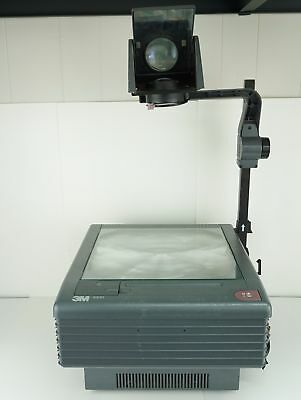 3M 9800 6000 Lumens Transparency Overhead Projector w/ Bulb