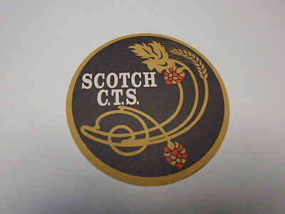 Sous - Bock     Scotch C.t.s.
