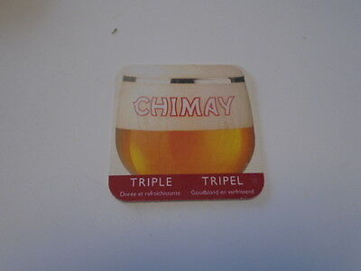 "Sous - Bock  "" Chimay  Triple -  Tripel  2006"