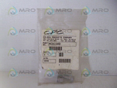 Cpc Mcd1603 Coupling (Pkg Of 3) *new In Factory Bag*