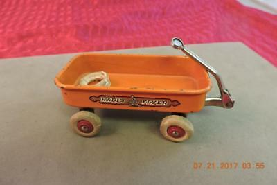 Antique 1933 Chicago worlds Fair Radio Flyer Advertising salesman's Toy Wagon