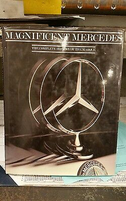 Magnificent Mercedes,Complete History Of The Marque,Robson