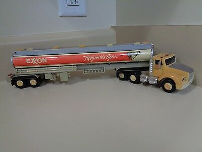 Vintage 1993 Exxon Tanker Truck, In The Box, Vg+Condition