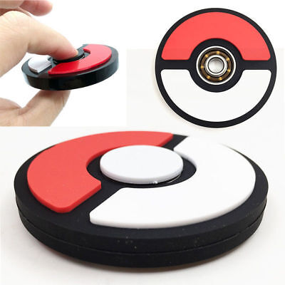 Pokemon Go Pikachu Tri-Spinner Fidget EDC Hand Finger Spinner Desk Focus Toy