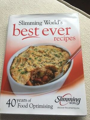 Slimming World Best Ever Recipes Book Used Once