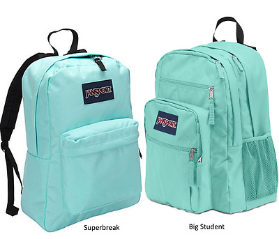 Authentic Jansport Classic Series Backpack  Superbreak / Big Student