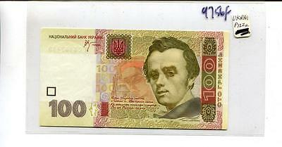 Ukraine 2011 100 Currency Note  Cu 9998F