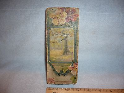 VINTAGE SPARROW EMPRESS No.13 CHOCOLATES CANDY BOX  VICTORIAN  LITHO free ship