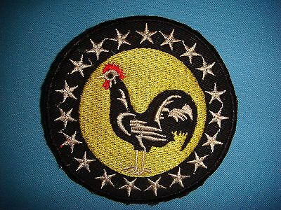 PATCH US 19th TACTICAL FIGHTER SQUADTON