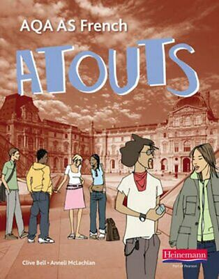 Atouts: AQA AS French Student Book 9780435396015 (Mixed media product, 2008)
