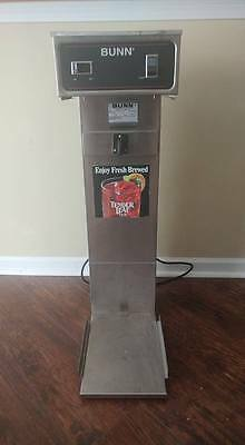 Bunn TU3Q  Iced Tea Brewer Maker Quickbrew 120v No Funnel Basket