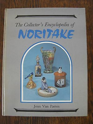 Reference Book - NORITAKE, Van Patten, Illustrated   (7624)