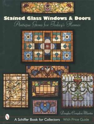 Stained Glass Windows Doors Collectors Guide - Art Deco Panels
