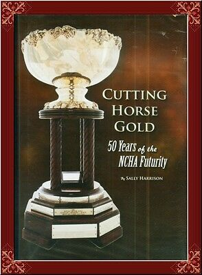 Cutting Horses!--Complete Ncha Futurity History! Oop
