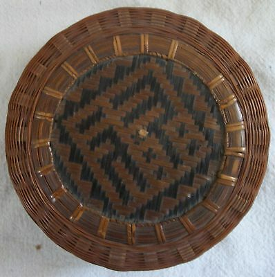 19th century chinese basket