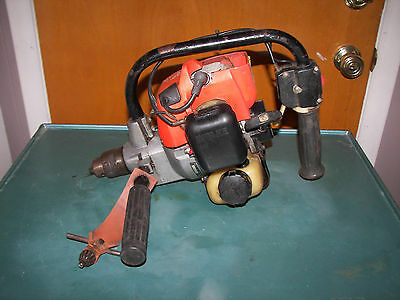 Echo ED 2000 Gas Powered Drill 2-Cycle