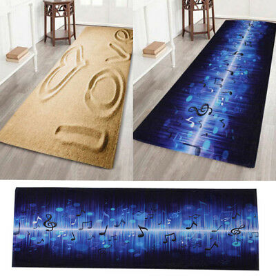 Cute Funny Room Entrance Doormat Bathroom Kitchen Anti-Slip Mat Floor Rug Carpet