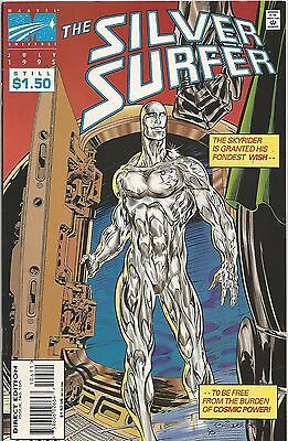 SILVER SURFER #106 (1987) Back Issue (S)