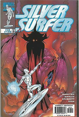 SILVER SURFER #136 (1987) Back Issue (S)