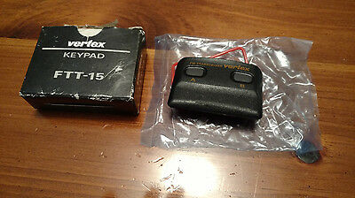 Vertex keypad FTT-15 New old stock in box. Fits VX-10