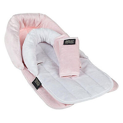 New Jolly Jumper 3-In-1 Head Hugger, Safety Support Pillow