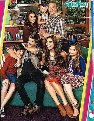 The Thundermans - Diego Velazquez - Jack Griffo - Addison Riecke - Poster Pinup