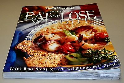 Books, Betty Crocker's New Eat and Lose Weight, Cookbook