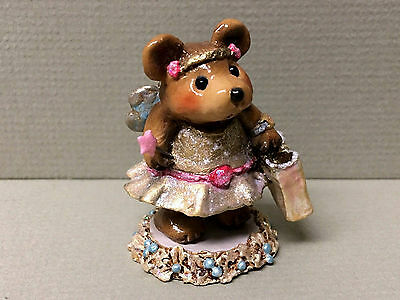 "WEE FOREST FOLK ""Sugar Plum Fairy Bear""-BB-15a Annette Petersen!"