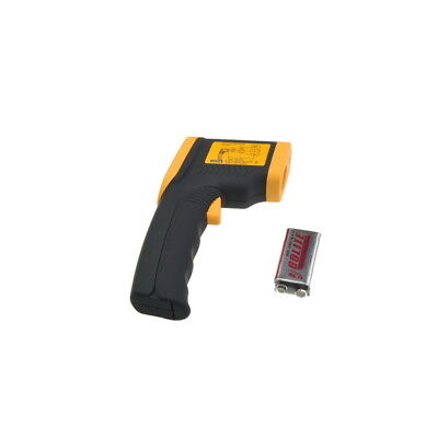 Non-Contact IR Infrared Thermometer Laser Point LCD Automatic Power Off