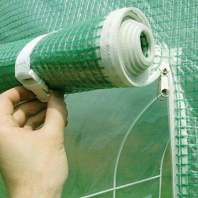 Polytunnel Cover 3m x 2m Galvanised Pollytunnel Tunnel Greenhouse Green House
