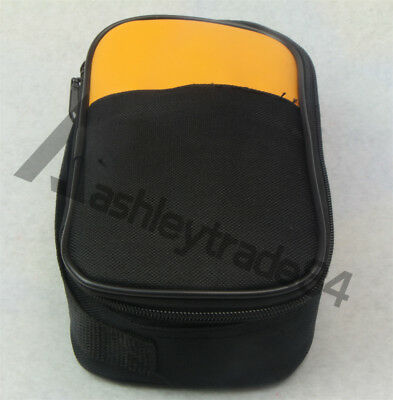 Soft Case/bag fits Fluke 15B+ 17B+ 18B+ 101 107 115C 116 117 175 177 705 179 707