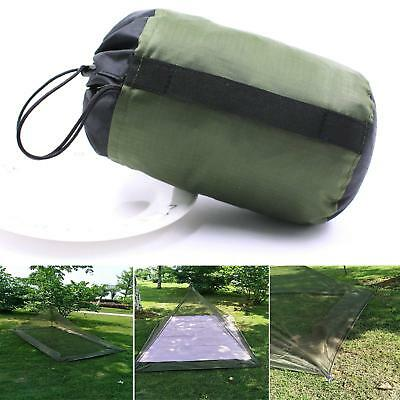 1x Foldable Outdoor Single Free Installation Camping Portable Anti-Mosquito Net