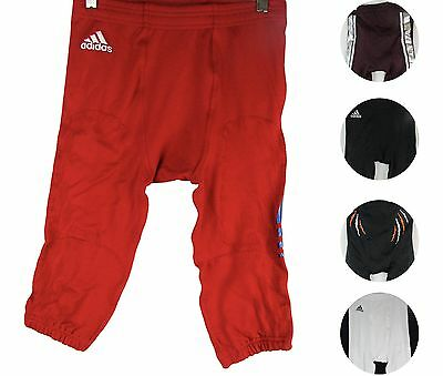 Men's TechFit adidas Authentic Jersey Compression Pants Football