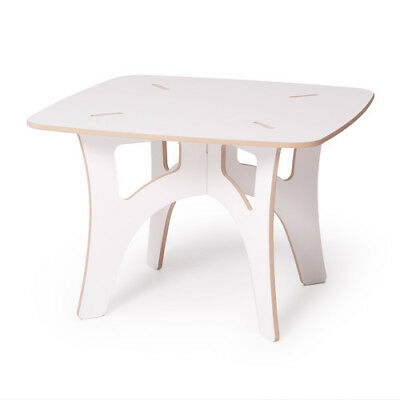 Sprout Kids Table, White - KT001-WHT