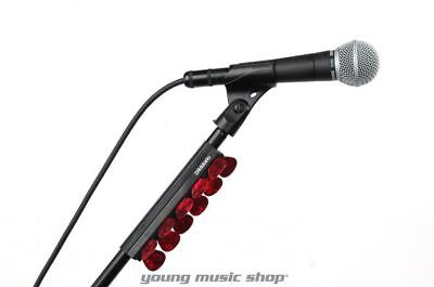 Planet Waves Mic Stand Pick Holder Microphone Guitar Pick Holder Pw-Mph-01