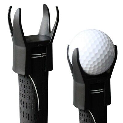 Golf Ball Claw Gripper Picks Up Your Golf Ball Retriever Black