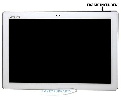 "For ASUS P00C 10.1"" LCD Touch Digitizer Screen Display White Color Genuine UK"