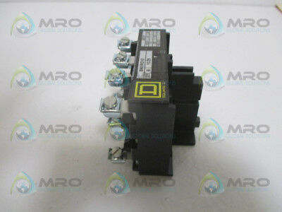 Sqaure D 8965-R010 Ser.b Contactor (As Pictured) *new No Box*