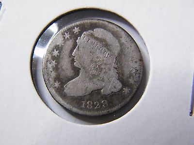 1828 Capped Bust Dime