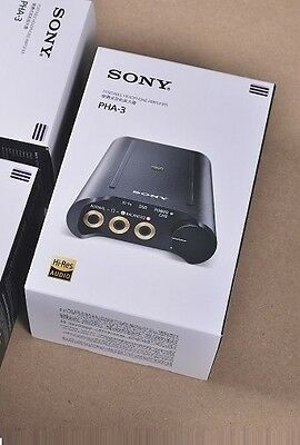 5a92ed921a5 NEW SONY PHA-3 High Resolution USB DAC and Headphone Amplifier Amp ...