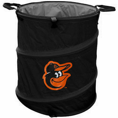 Baltimore Orioles Collapsible 3-in-1 Trashcan Cooler - MLB
