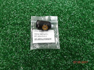 Motorola 700/800 XTS5000 VHF Radio Speaker Mic RF Adapter NEW #4005825Z01