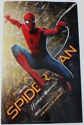 "Spider-Man Homecoming ""B"" 11x17 Promo Movie POSTER"