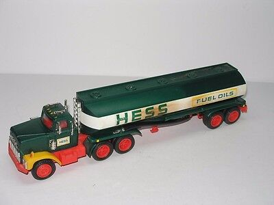 1977 Hess Truck For Restoration Or Parts